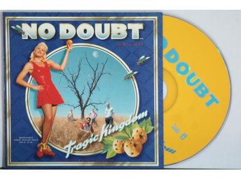 No Doubt – Tragic Kingdom – CD