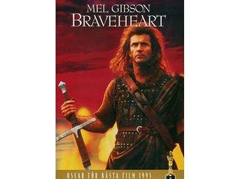 Braveheart (DVD) - Nossebro - Braveheart (DVD) - Nossebro