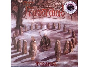 PRIMORDIAL-Imrama-Ny LTD LP Gat 500ex Purple/White Vinyl+A1 Poster-Black/Celtic