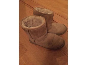 Just Sheepskin Ugg Boots i beige 39