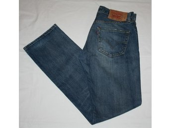 Levis 501 Jeans W32L34 - Falun - Levis 501 Jeans W32L34 - Falun