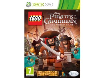 LEGO Pirates of the Caribbean: The Video Game - Xbox 360