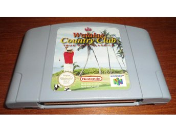Waialae Country Club True Golf Classics - N64 / Nintendo 64