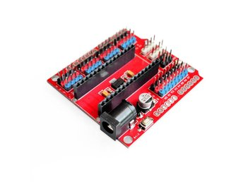 For Arduino Nano V3.0 Prototype Shield I/O Extension Board Expansion New Module - Hong Kong - For Arduino Nano V3.0 Prototype Shield I/O Extension Board Expansion New Module - Hong Kong