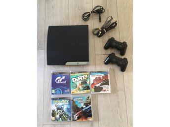 PS3 slim racingpaket 150 gb