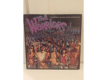 The Warriors-Soundtrack    LP
