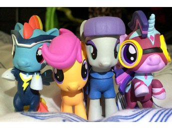 My little pony stora blind bags funko Scootaloo Maud twilight S R Dash - Sundbyberg - My little pony stora blind bags funko Scootaloo Maud twilight S R Dash - Sundbyberg