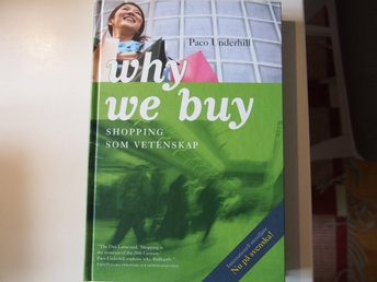 Why We Buy Shopping Som Vetenskap  Topp Skick