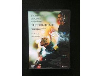 The Contract - Cuba Gooding Jr - DVD Mycket Bra Skick!