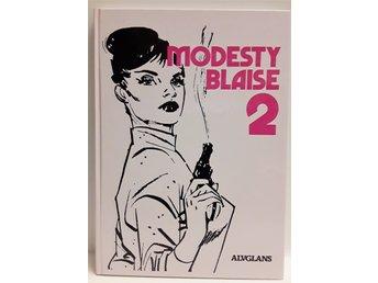 Modesty Blaise 2 - 2:dra upplagan 1994 i nyskick. - Stockholm - Modesty Blaise 2 - 2:dra upplagan 1994 i nyskick. - Stockholm