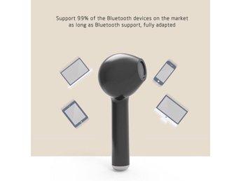 Javascript är inaktiverat. - Helsingborg - Bluetooth V4.1 Med svettskyddsdesign. Inbyggd mikrofon, Inbyggt laddningsbart Li-ion-batteri, Multipunktparing (anslut 2 Bluetooth-enheter) Stöd för snabbuppkoppling (på engelska) Anslut 2 Bluetooth-enheter samtidigt. Svara på samtal dir - Helsingborg