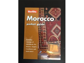Morocco Berlitz pocket guide