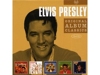 Presley Elvis: Original album classics (5 CD)