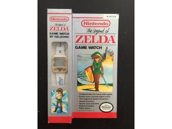 Zelda Gamewatch (White)
