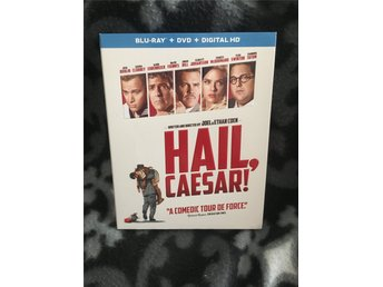 Hail, Caesar! - Blu-Ray - Import