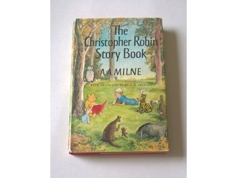 The Christopher Robin Story Book - A.A. Milne - Nalle Puh