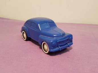 Plastbil - Combiplay - Volvo PV 444 - Design Alskog - Made in Sweden - bra skick