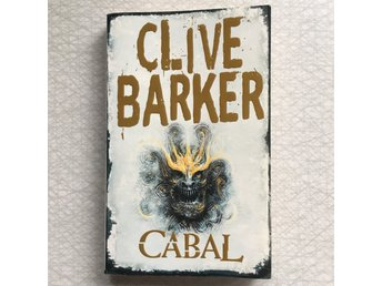 Clive Barker - Cabal (Engelska/English) (Hellraiser Nightbreed Pinhead)