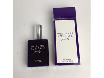 Wellnes by CLEAN, Eau De Parfum, Purity 60ml