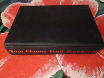 TOM CLANCY, RED RABBIT, 2003, BOK