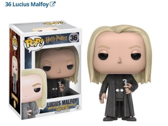 Funko POP! Harry Potter - Lucius Malfoy 36