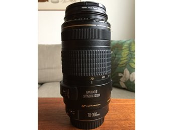 Canon EF 70-300 f/4.5-5.6 IS USM