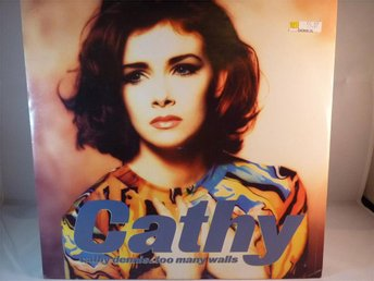 CATHY DENNIS - TOO MANY WALLS ( MAXISINGEL )
