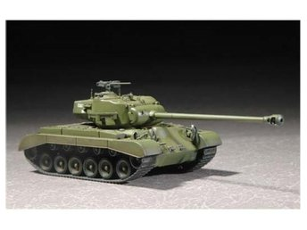 Trumpeter 1/72 US T26E4 Pershing heavy tank - Lund - Trumpeter 1/72 US T26E4 Pershing heavy tank - Lund
