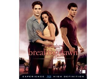Twilight - Breaking Dawn - Part 1 (Blu-ray) - Göteborg - Twilight - Breaking Dawn - Part 1 (Blu-ray) - Göteborg