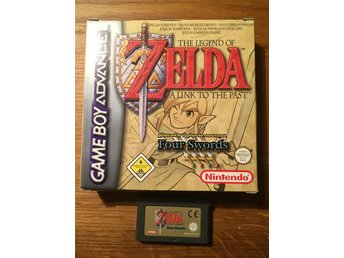 Zelda A Link To The Past gba gameboy advance