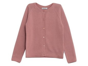 Wheat Rosa stickad Cardigan Isolde stl 6år
