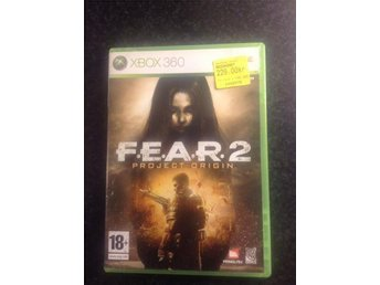 FEAR 2, Project Origin. Xbox 360.