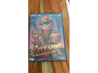 The Deadly Spawn (Synapse) - Vålberg - The Deadly Spawn (Synapse) - Vålberg