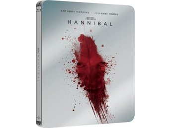 HANNIBAL (Limited Steelbook) 2001 Ridley Scott, Anthony Hopkins