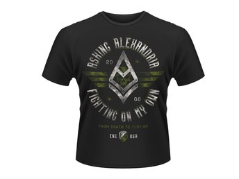 ASKING ALEXANDRIA- FIGHT T-Shirt - Large