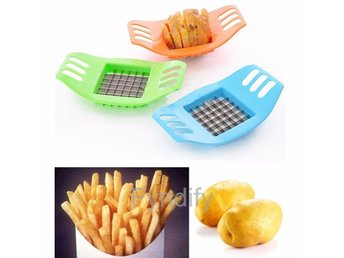 French Fry Potato Chip Cut Cutter Chopper