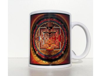 Chakra Mandla Buddhism buddha 11oz Ceramic Coffee Mugg Tea Cup Mug