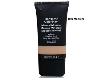 Revlon Colorstay Mineral Mousse Makeup SPF 20 - 060 Medium