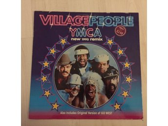 "VILLAGE PEOPLE - YMCA 1993 REMIX. (12"")"