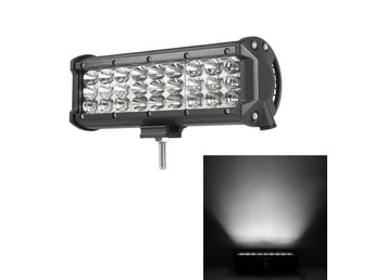 Ljusramp fordon LED - 108 Watt, Combo 10800 LM