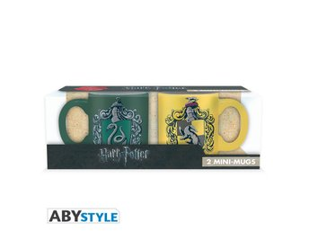 Muggar (2st) - Harry Potter - Slytherin & Hufflepuff (ABY307)