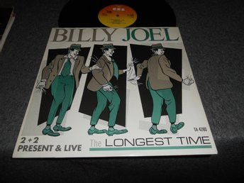 Billy Joel - The Longest Time (12a) NM/EX Toppskick!!