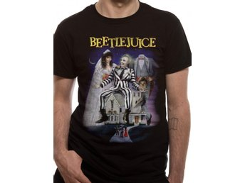 BEETLEJUICE - POSTER (UNISEX) - Small