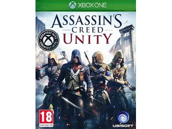 Assassins Creed Unity (XBOXONE)