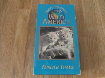 Wild America, Tender Times VHS