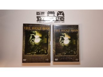 The Wolf Man DVD