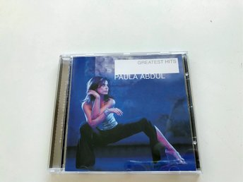 PAULA ABDUL Greatest Hits ~ CD med 16 låtar