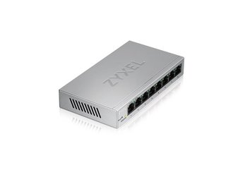 Zyxel GS1200-8, 8 Port Gigabit webmanaged Switch