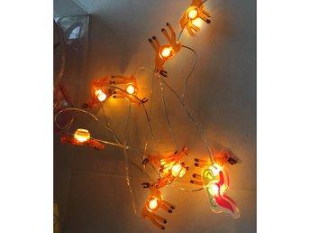 led belysning jul