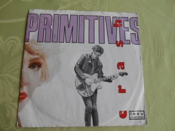 THE PRIMITIVES  CRASH EP/SINGEL  PB41761